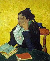 アルルの女・ジヌー夫人