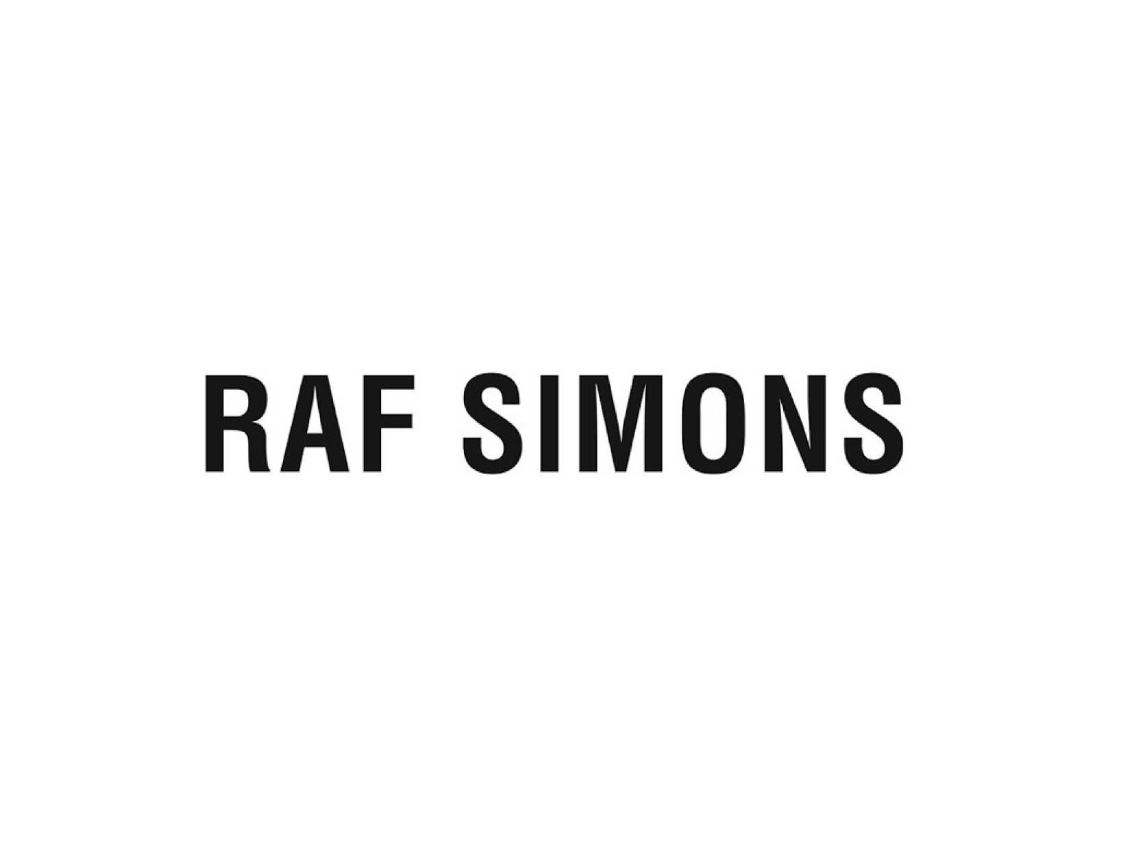 Raf Simons ラフシモンズ